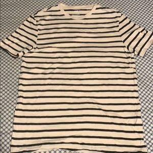 H&M Striped Tee Shirt